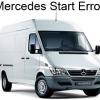 Mercedes Start Error